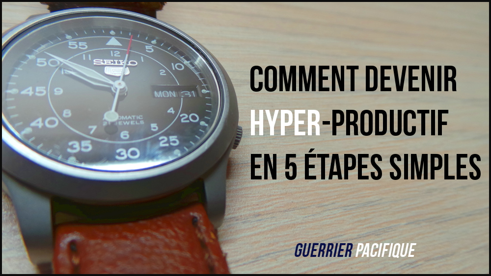 devenir hyper-productif