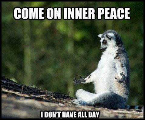 progresser en méditation