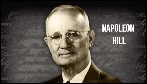 citation motivation napoleon hill